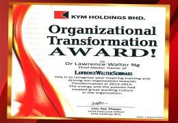 KYM Holdings