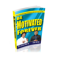 Be Motivated Forever