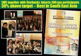 Starbucks, Indonesia