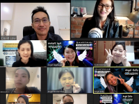 Online training with ME Clinic team (1)
